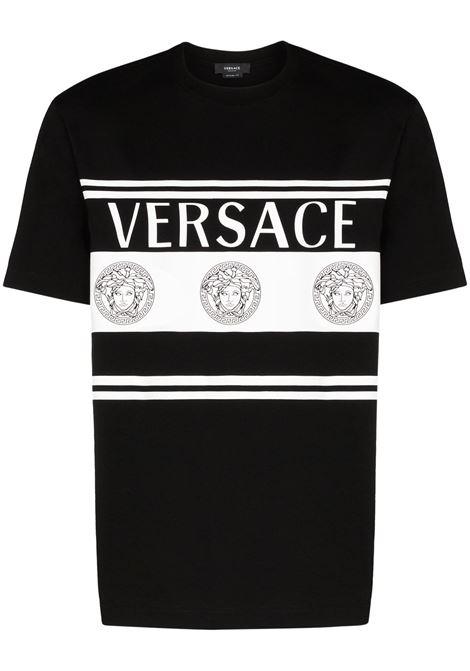 Black t-shirt VERSACE |  | A87391A235263A1008