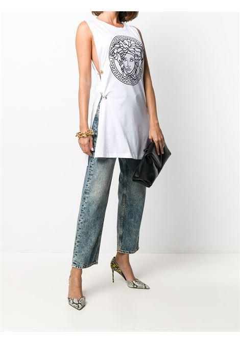 White t-shirt VERSACE |  | A87452A228806A2048