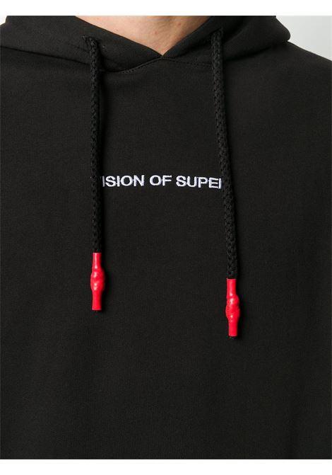 Felpa nera VISION OF SUPER | FELPE | VOSB2ROCKBLACK