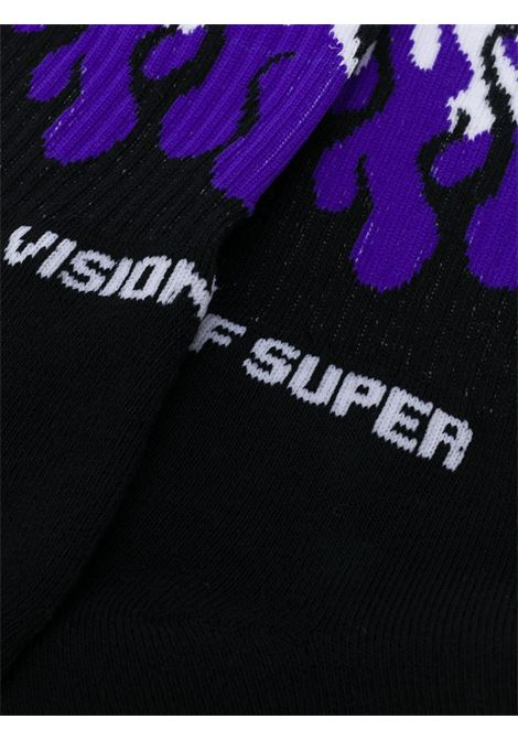 Calzini VISION OF SUPER | CALZINI | VOSSOCKSPUBLACK