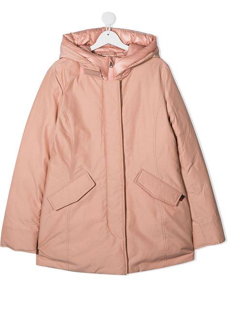 Pink coat WOOLRICH | PARKA | CFWKOU0101FRTUT0641DPK