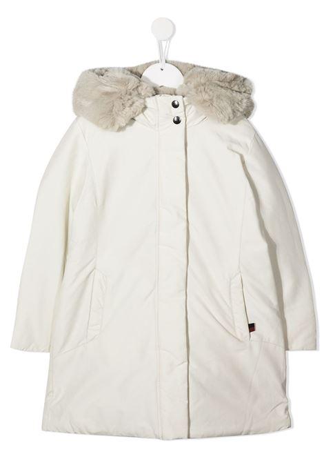 Cappotto bianco WOOLRICH | PARKA | CFWKOU0105FRUT0641WSN