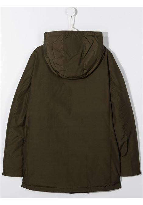 Cappotto verde scuro WOOLRICH | PARKA | CFWKOU0123MRTUT0641DAG