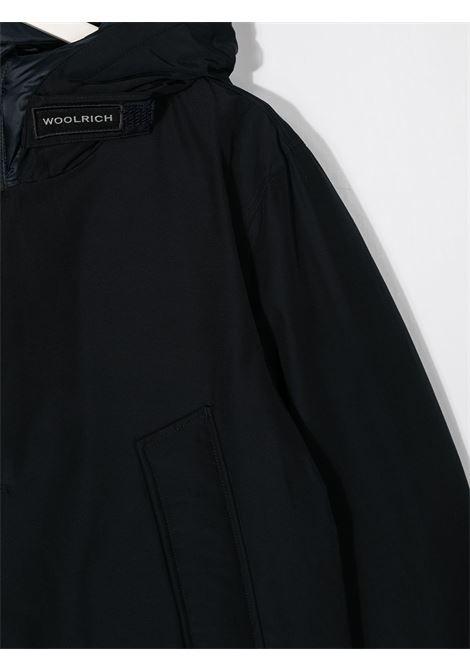 Cappotto blu WOOLRICH | PARKA | CFWKOU0123MRTUT0641MLB