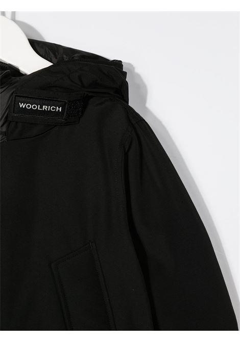 Cappotto nero WOOLRICH | PARKA | CFWKOU0123MRUT0641BLK