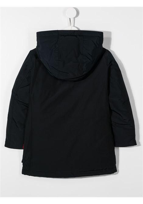 Cappotto blu WOOLRICH | PARKA | CFWKOU0123MRUT0641MLB