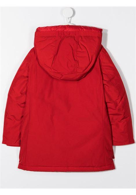 Cappotto rosso WOOLRICH | PARKA | CFWKOU0123MRUT0641SRD