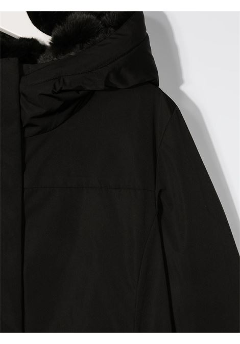 Cappotto nero WOOLRICH | PARKA | CFWKOU0145FRTUT1971100