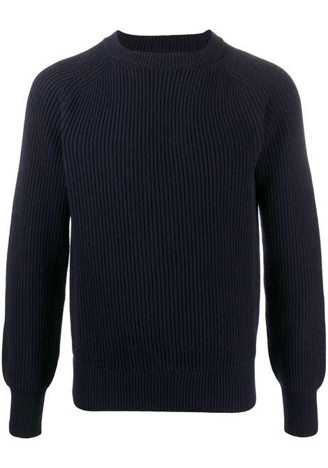 Blue jumper WOOLRICH | SWEATER | WOKN0082MRUF04743989