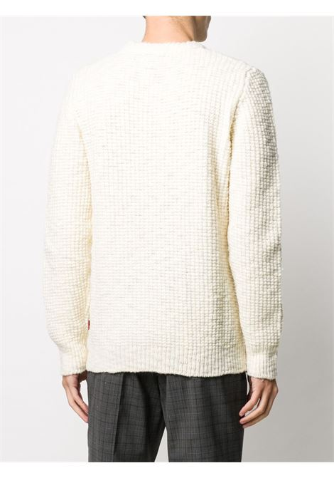 White jumper WOOLRICH | SWEATER | WOKN0089MRUF04988270