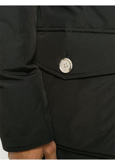 Cappotto nero WOOLRICH | PARKA | WOOU0271MRUT0108NBL