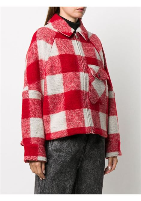Check jacket WOOLRICH | JACKETS | WWOS0025FRUT18125321