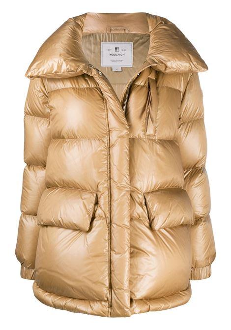 Gold jacket WOOLRICH | PADDED JACKET | WWOU0282FRUT17028926