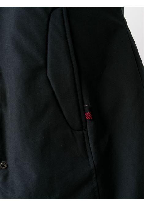 Cappotto blu WOOLRICH | PARKA | WWOU0327FRUT0001DKN