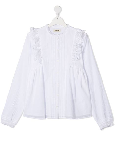 Camicia bianca ZADIG & VOLTAIRE | MAGLIE | X15222T10B