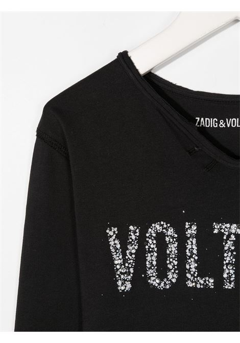 Black t-shirt ZADIG & VOLTAIRE | JERSEYS | X1524109B