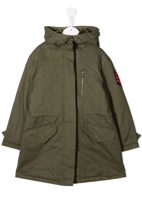 Giaccone verde ZADIG & VOLTAIRE | PARKA | X16050656
