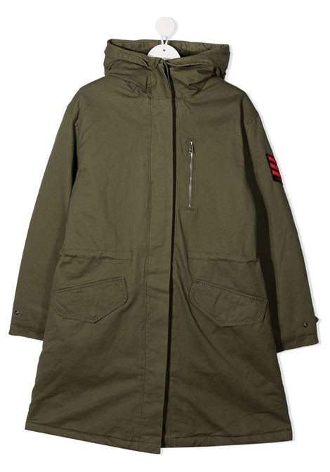 Giaccone verde ZADIG & VOLTAIRE | PARKA | X16050T656