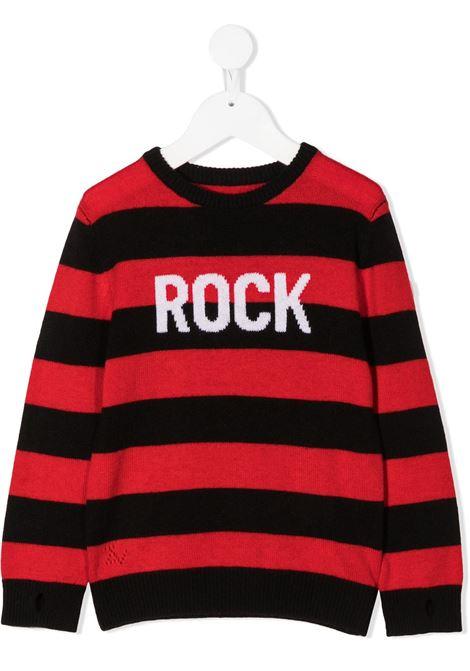 Maglione rosso/nero ZADIG & VOLTAIRE | MAGLIONE | X25208M99