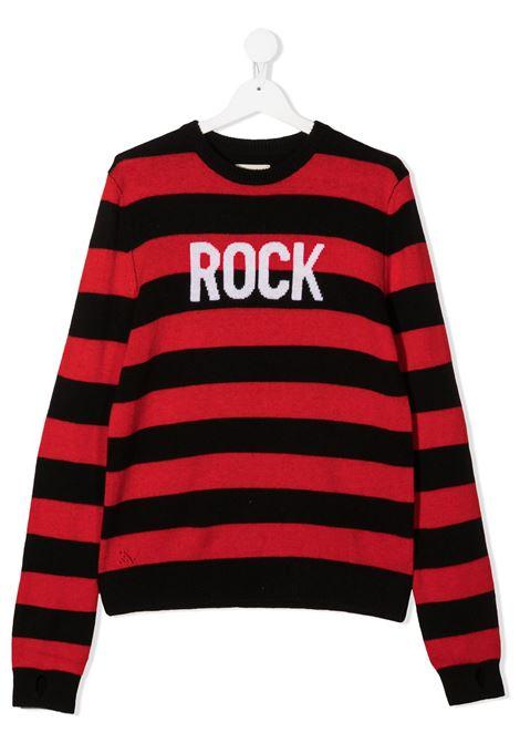 Maglione rosso/nero ZADIG & VOLTAIRE | MAGLIONE | X25208TM99