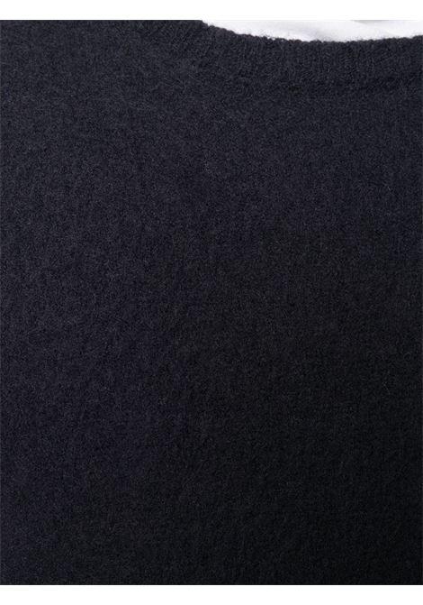 Blue jumper ZANONE |  | 811902ZM243Z1375