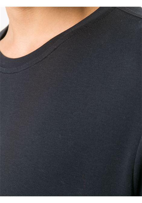 Black t-shirt ZANONE |  | 811926ZM301Z0015