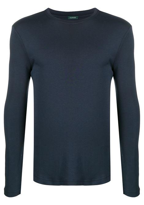 Blue t-shirt ZANONE |  | 811926ZM301Z0542