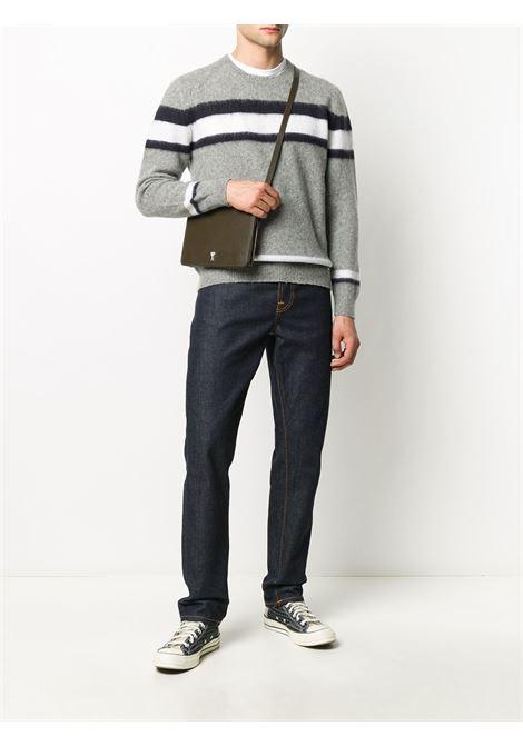 Gray jumper ZANONE |  | 812399ZM242Z5318