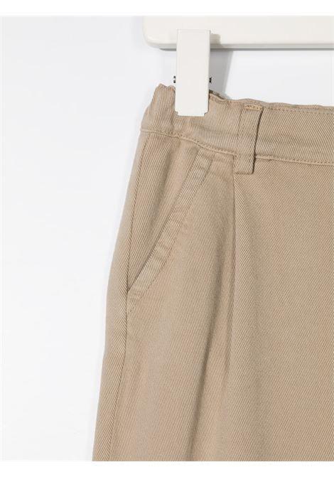 Pantalone beige ZHOE & TOBIAH | PANTALONI | PTN3B24