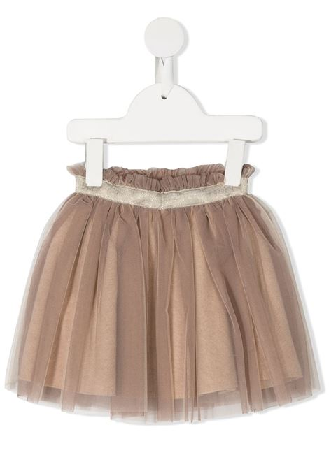 Brown skirt ZHOE & TOBIAH | SKIRTS | TU145