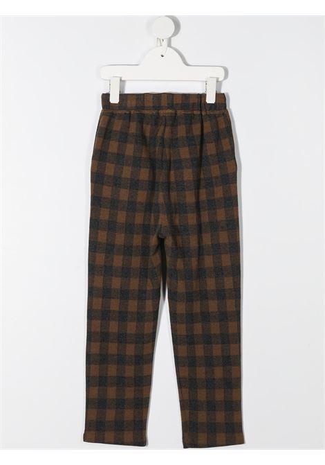 Pantalone marrone ZHOE & TOBIAH | PANTALONI | WWK3B32