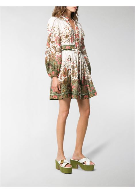 Floral-print dress ZIMMERMANN |  | 8482DEMPKBA