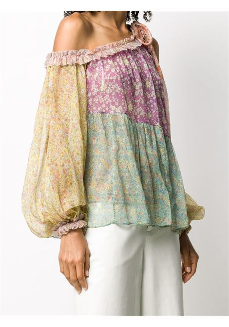 Top multicolore ZIMMERMANN | TOP | 8810TCARSPLI