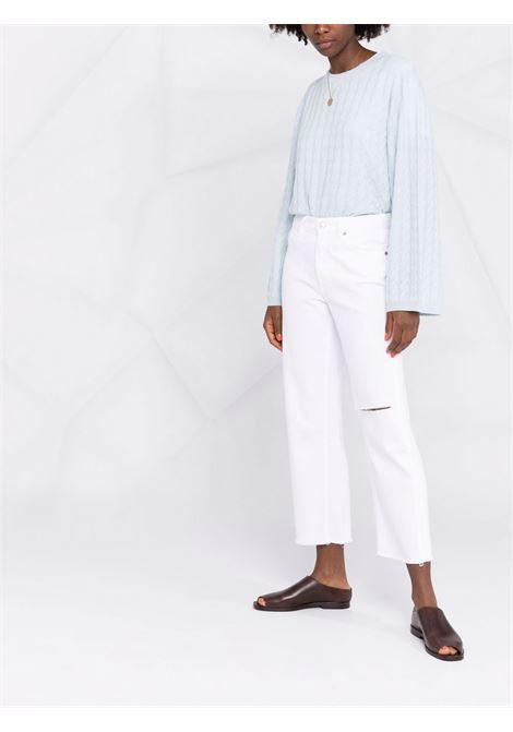 Jeans bianco 7 FOR ALL MAN KIND   JEANS   JSANV690SDWHITE
