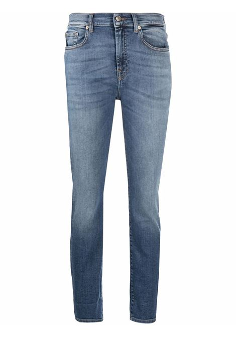 Jeans blu 7 FOR ALL MAN KIND | JSDTB740BYLIGHTBLUE