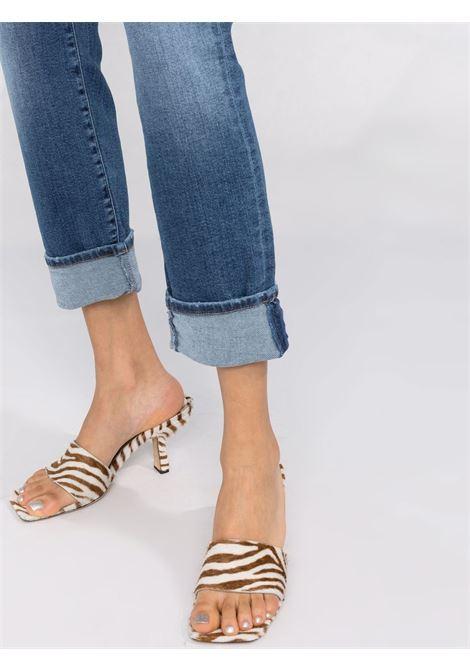 Jeans blu 7 FOR ALL MAN KIND   JEANS   JSDTB740BYLIGHTBLUE