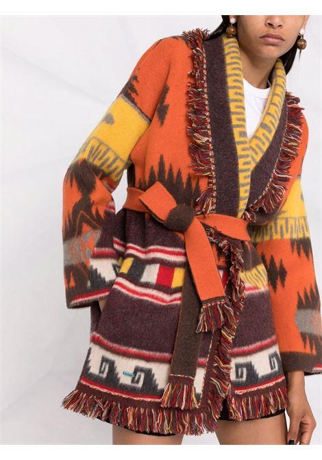 Cardigan multicolore ALANUI | CARDIGAN | LWHB053F21KNI0228585