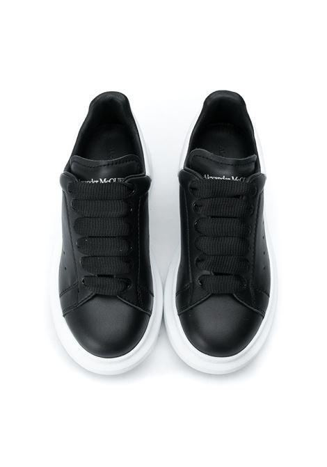 Sneakers nera ALEXANDER McQUEEN KIDS | SNEAKERS | 587691WHX111070
