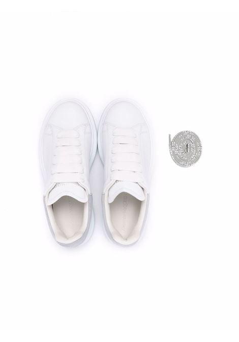 Sneakers bianca ALEXANDER McQUEEN KIDS | 587691WHX129410