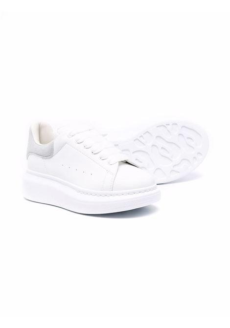 Sneakers bianca ALEXANDER McQUEEN KIDS | SNEAKERS | 587691WHX129410