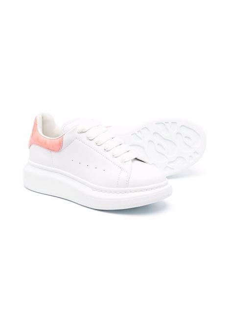 Sneakers bianca/rosa ALEXANDER McQUEEN KIDS | 587691WIAH39414