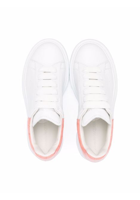 Sneakers bianca/rosa ALEXANDER McQUEEN KIDS | SNEAKERS | 587691WIAH39414
