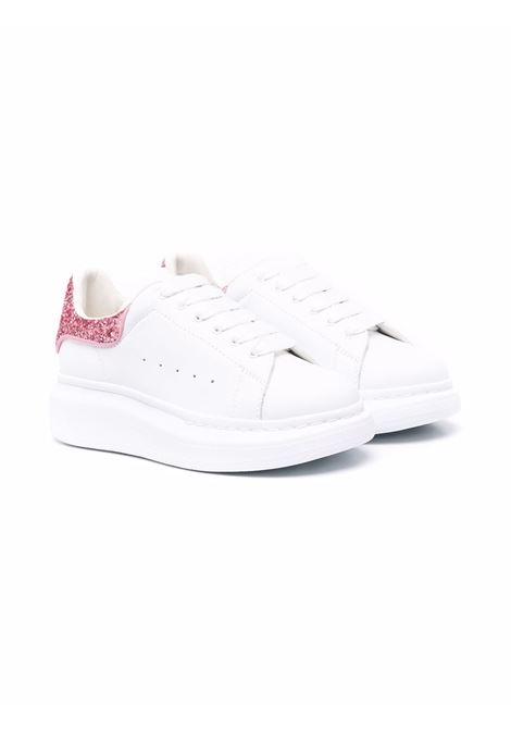 Sneakers bianca ALEXANDER McQUEEN KIDS | 612099WHX1Y9414