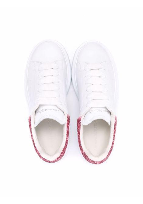 Sneakers bianca ALEXANDER McQUEEN KIDS | SNEAKERS | 612099WHX1Y9414