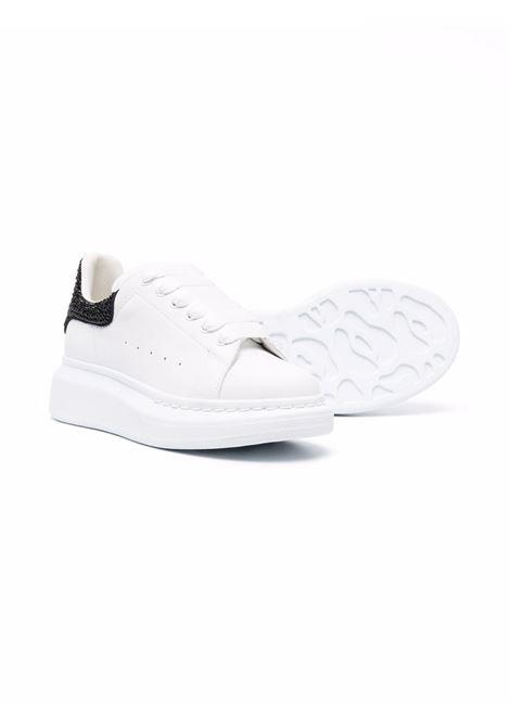 Sneakers bianca ALEXANDER McQUEEN KIDS | 667304WIAH29581
