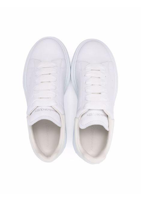 Sneakers bianca ALEXANDER McQUEEN KIDS | 667305WIAH19000