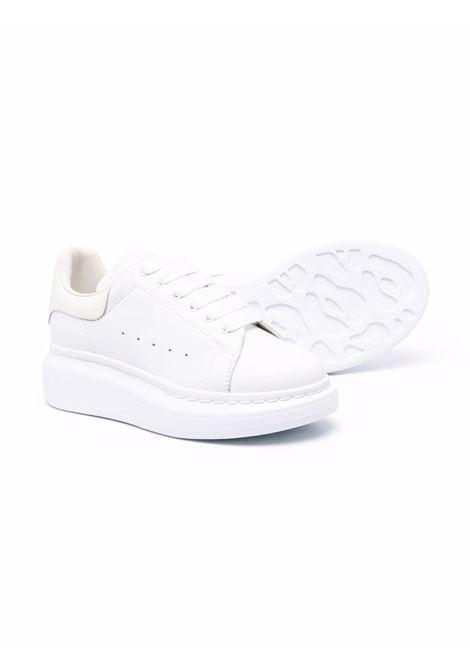 Sneakers bianca ALEXANDER McQUEEN KIDS | SNEAKERS | 667305WIAH19000