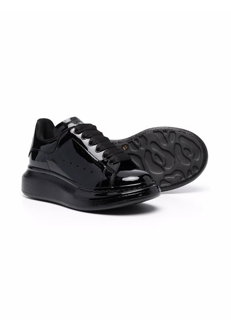 Black sneakers ALEXANDER McQUEEN KIDS | 667306WIA341000