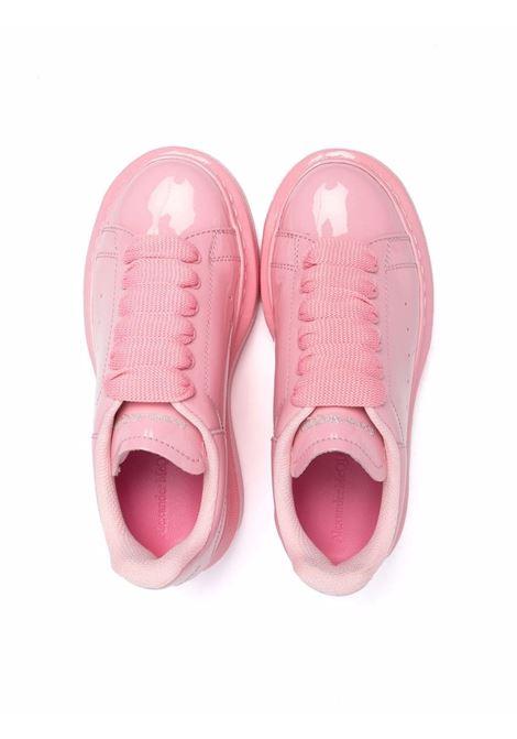 Pink sneakers ALEXANDER McQUEEN KIDS | 667306WIA345483