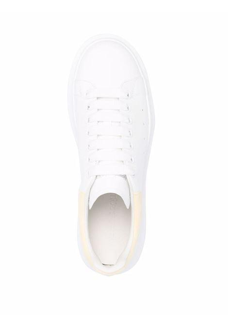 Sneakers bianca ALEXANDER McQUEEN | SNEAKERS | 553680WHGP79343